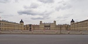 Конкурс на создание памятника Александру III в Гатчине