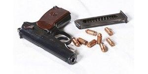 Задержан подозреваемый в незаконном хранении оружия