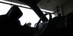В Верево задержан подозреваемый в краже иномарки