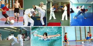 Спортивный праздник в Гатчине 26 января